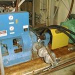 Sprout-Bauer Twin-Flo Stock Prep Refiner
