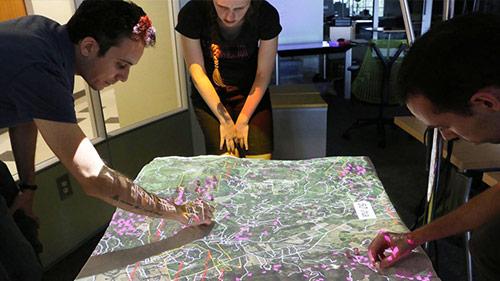 geospatial - Geospatial Analytics -