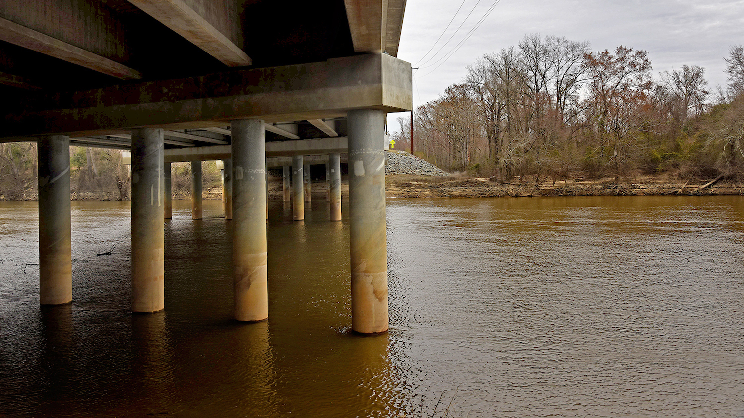 Neuse River - Hydrology and Watershed Management - Forestry and Environmental Resources NCState University