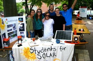 NCSU's Students for Solar