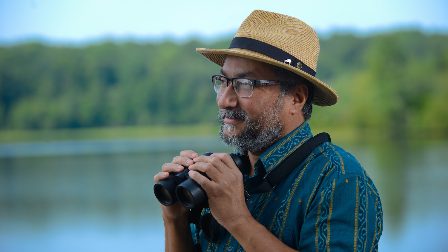 Dr. Katti Outdoors - Faculty Profile: Dr. Madhusudan Katti - Forestry and Environmental Resources NC State University