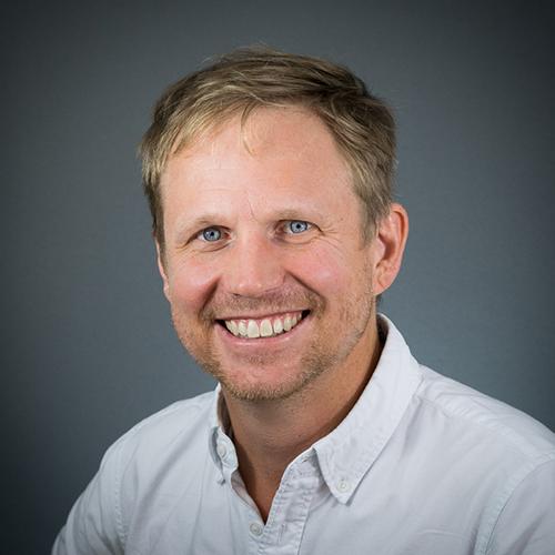 A headshot of Ross Meentemeyer