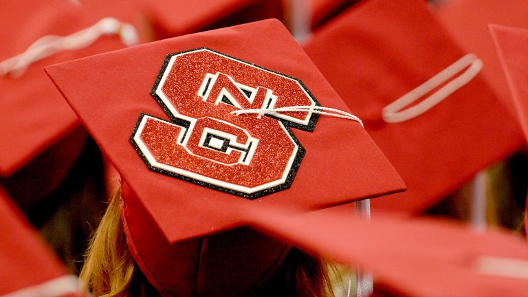 NC State graduation