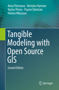 book cover of Tangible Modeling with Open Source GIS, Second Edition