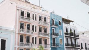 apartment buildings in Puerto Rico