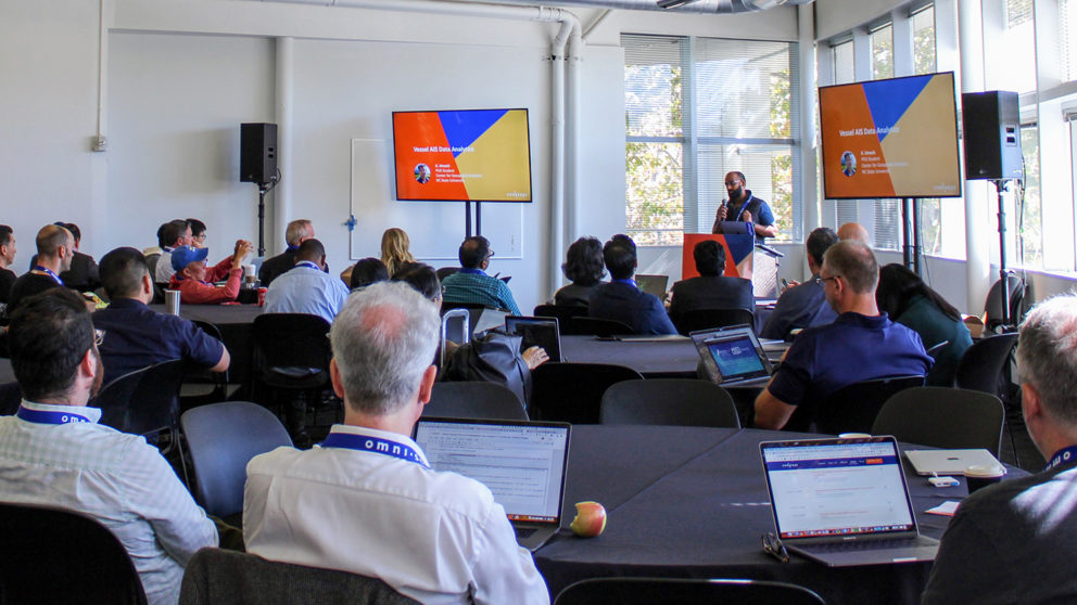 Umesh Gupta presents at Converge 2019