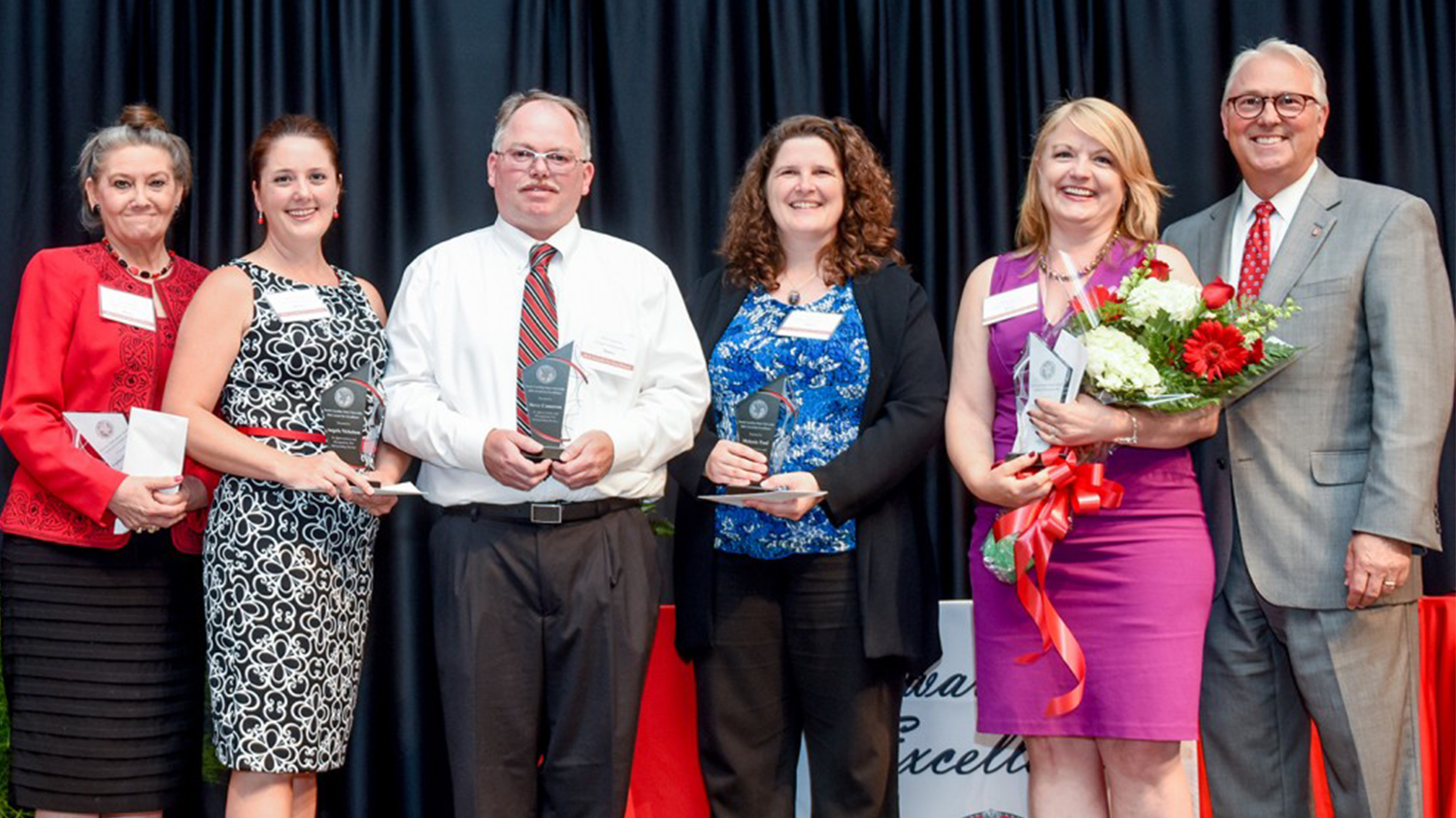 2016 excellence award winners