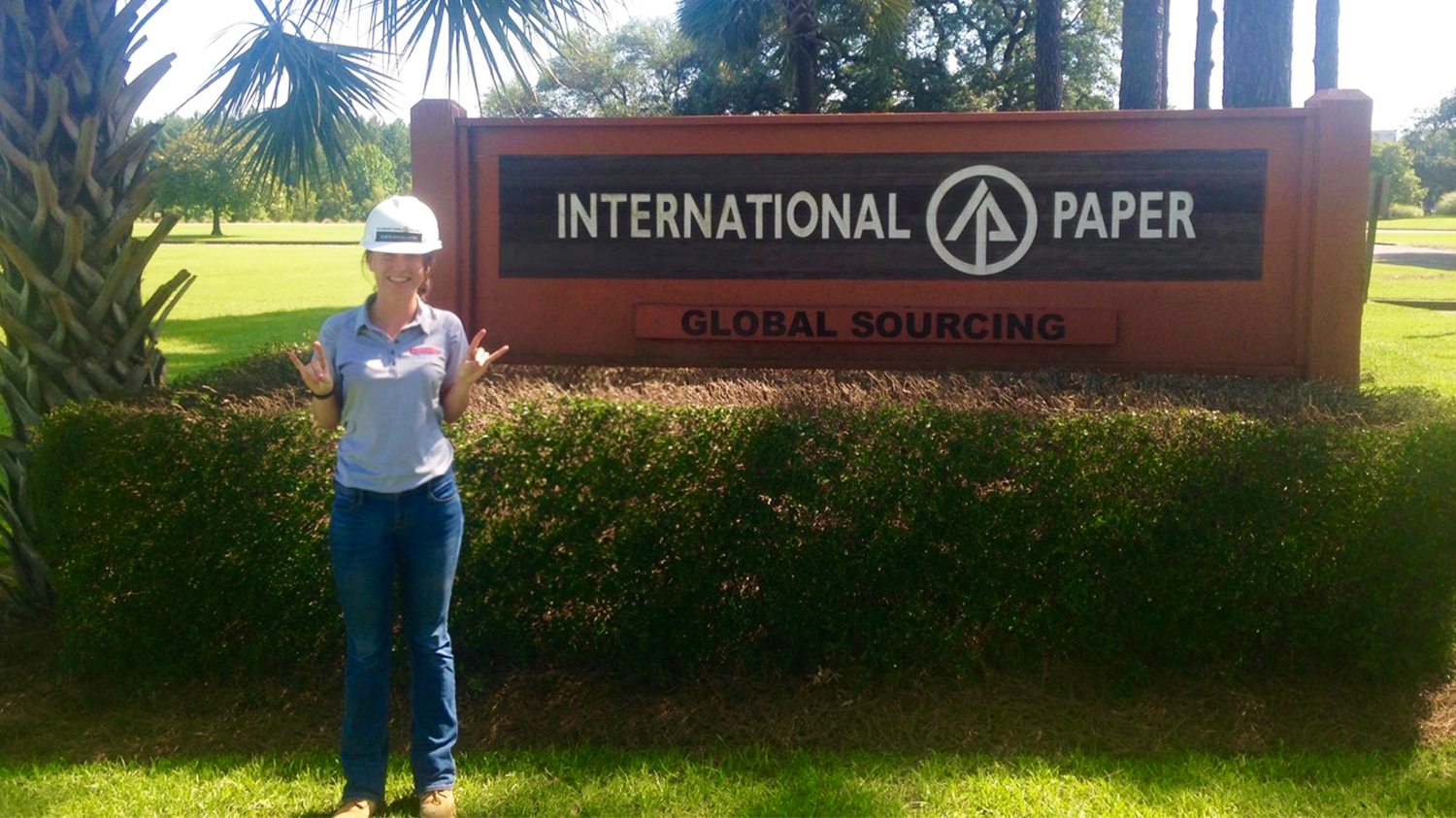 not your average internship  international paper
