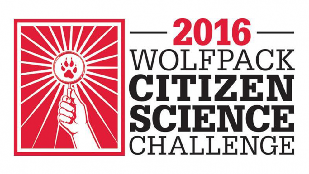 citizen science challenge graphic