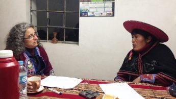 Dr. Carla Barbieri researches agritourism in Peru
