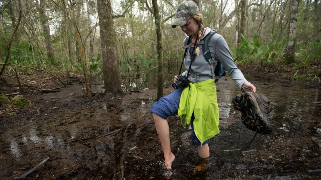 Alex Morrison, Natural Resources alumna