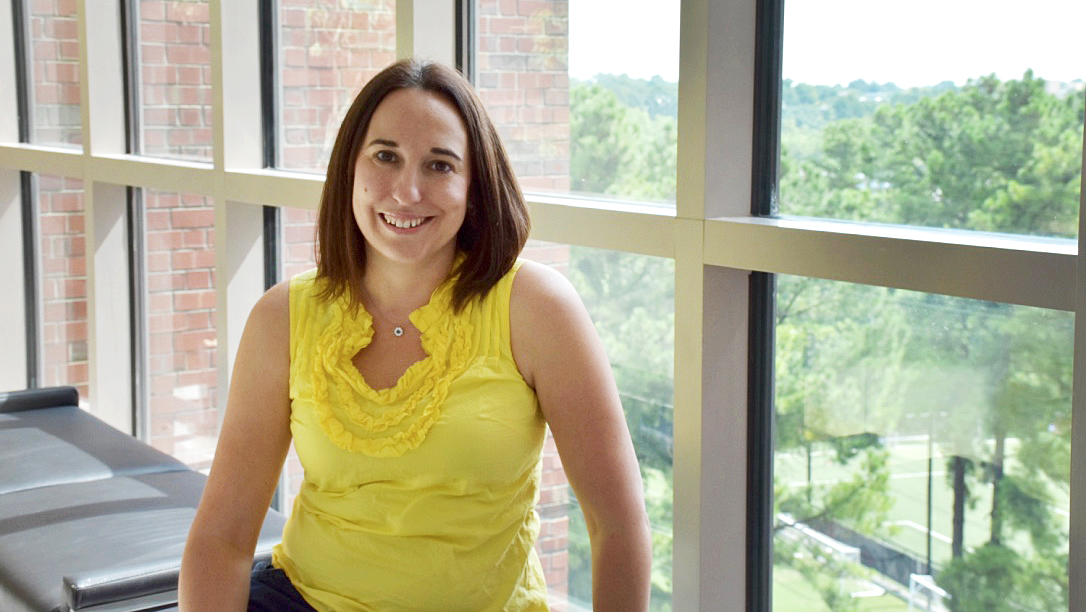 Stacy Supak, Faculty member with A Passion for Solving Puzzles