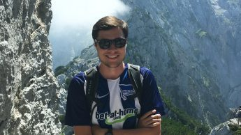 Ben Bryant study abroad