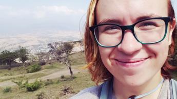 Matthew Adkins in Mexico