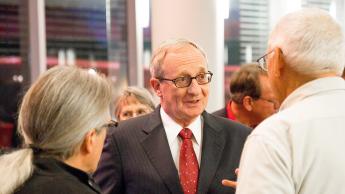 Larry Nielsen retires