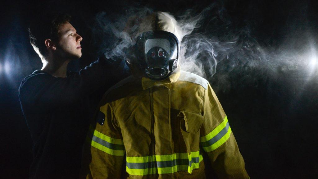 testing firefighter gear