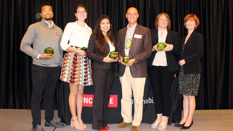 2018 Green Brick Award Winners