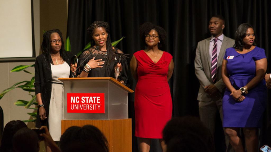 Ebony Harlem Awards
