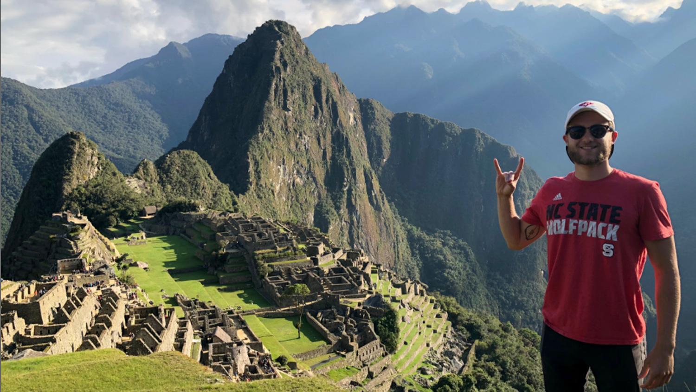 Ryan Held in Peru
