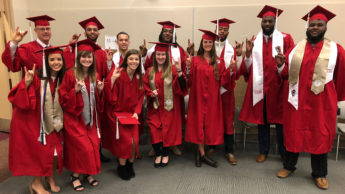 Fall 2018 Graduates