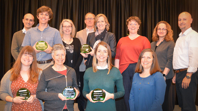 sustainability award winners 2019