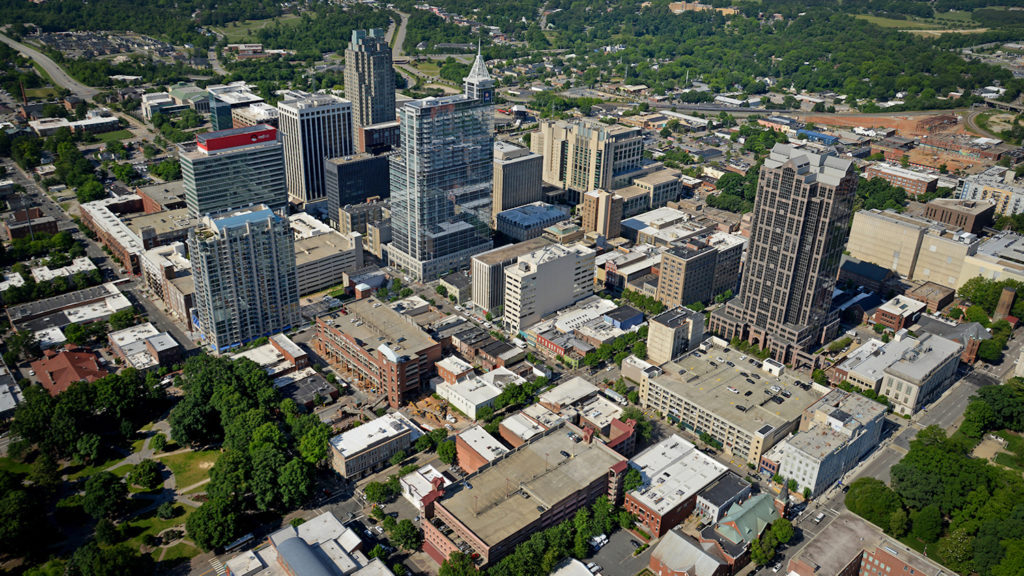 Data Visualization Tool Allows Raleigh Residents to Monitor Development