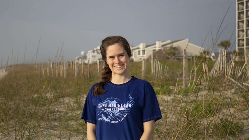 Jenna Hartley Awarded NOAA Dr. Nancy Foster Scholarship