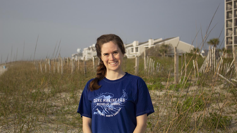 Jenna Hartley Awarded NOAA Dr. Nancy Foster Scholarship
