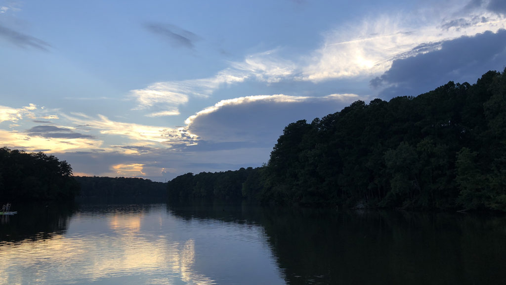 Lake Johnson -Top 4 Places to Explore the Outdoors in Raleigh