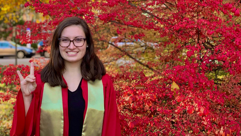 Lindsay Leonard -Graduation to Vocation: Impacting Lives through Process Engineering