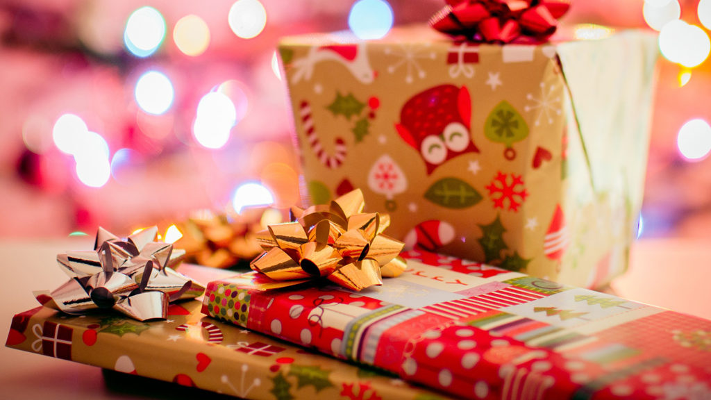 Festive wrapped gifts -A Brief History of Paper: From Recording History to Wrapping Gifts
