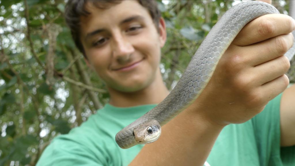 Ben Zino, College of Natural Resources