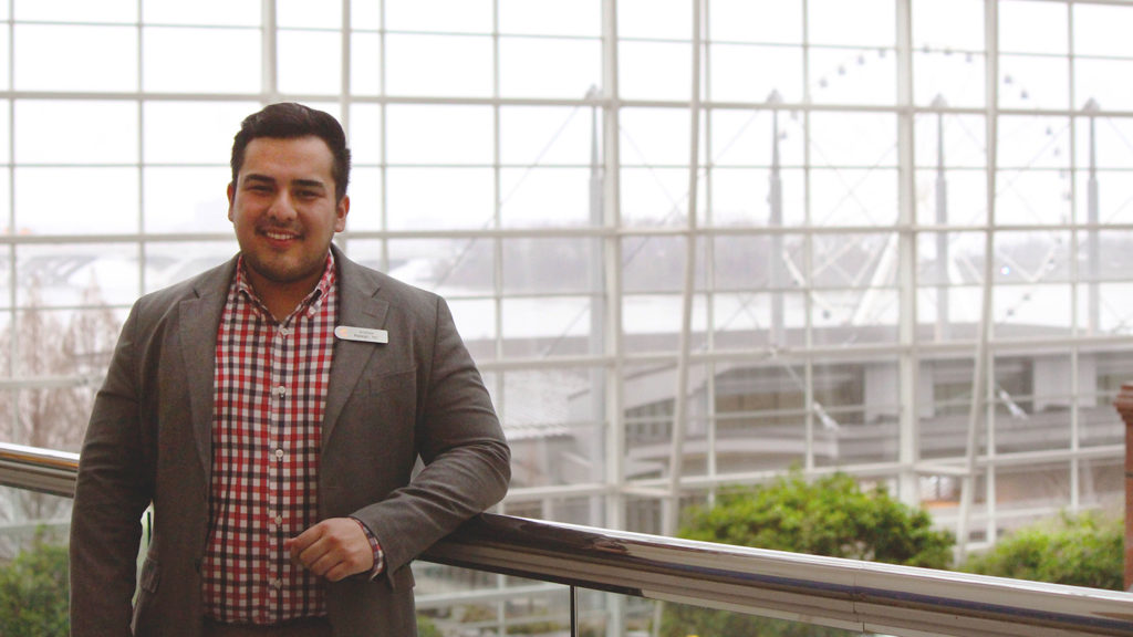 Andrew Creech_Feature 5 Questions With: Resort Entertainment Coordinator
