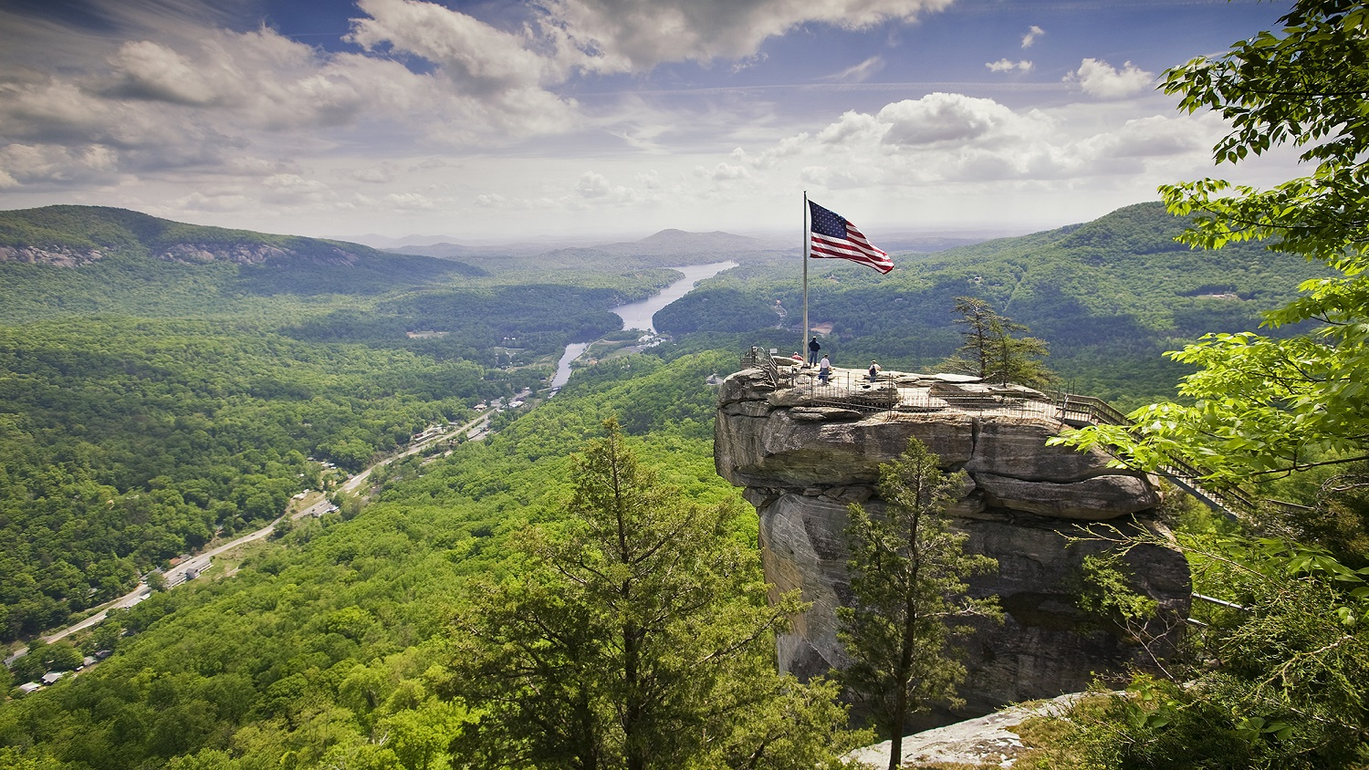 Which North Carolina State Park are you?, College of Natural Resources, Chimney Rock Sate Park courtesy Steven McBride