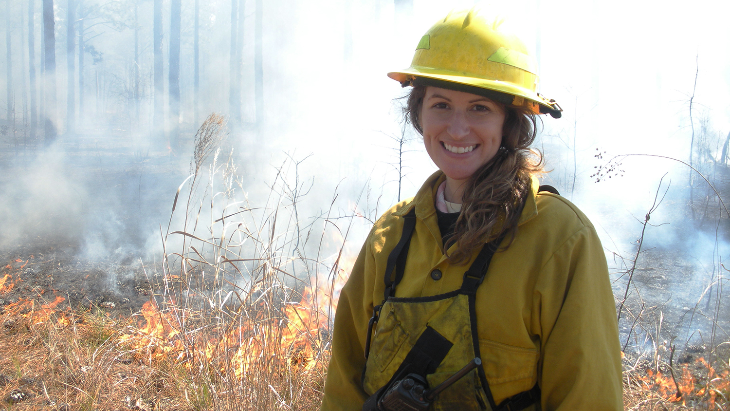 Jennifer Fawcett -Women in Forestry and Fire: Empowering Women through Land Management Education, College of Natural Resources