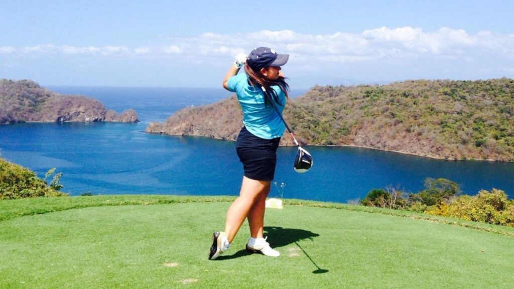 Tee Time: A Conversation with a Head Golf Professional, College of Natural Resources, Jessie Apt, feature