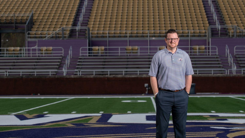 Ryan Jones - Five Questions with Associate Athletics Director Ryan Jones, College of Natural Resources, Ryan Jones, feature - College of Natural Resources News NC State University