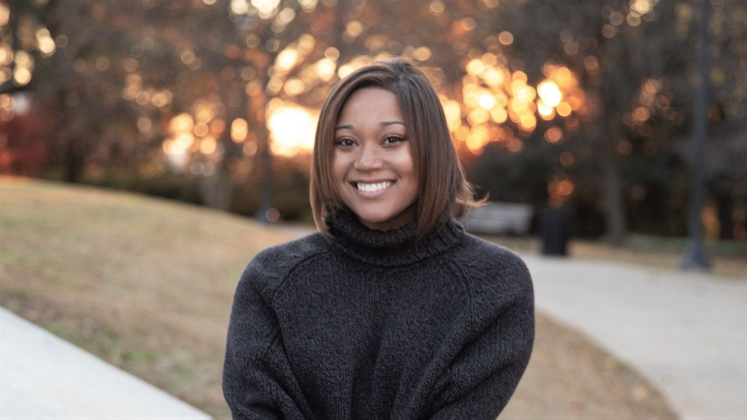 Global Change Fellow Tira Beckham is Studying Socio-Political Boundaries to Climate Resilience, College of Natural Resources, Tira Beckham, feature