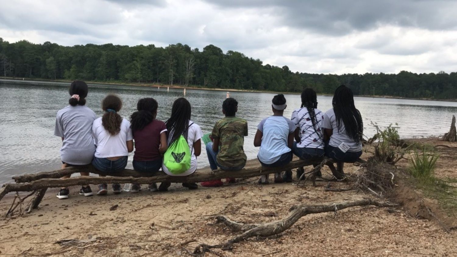 A girls' overnight camp focused on environmental science and ecology.