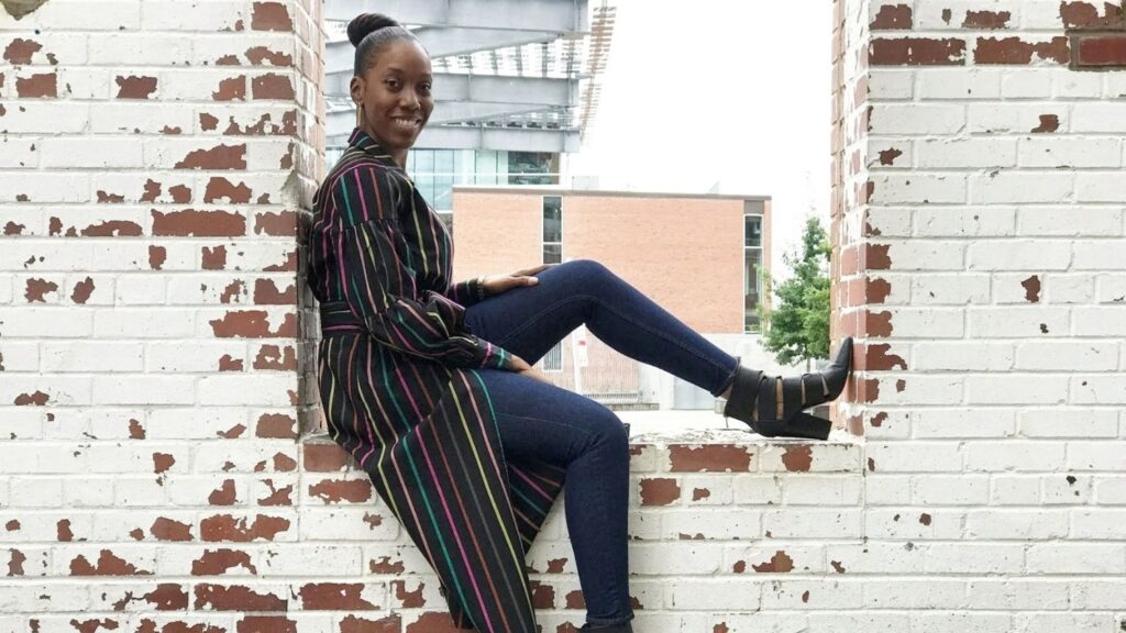 Black Excellence University Program Associate Jewel Walcott, College of Natural Resources, Jewel Walcott, Feature