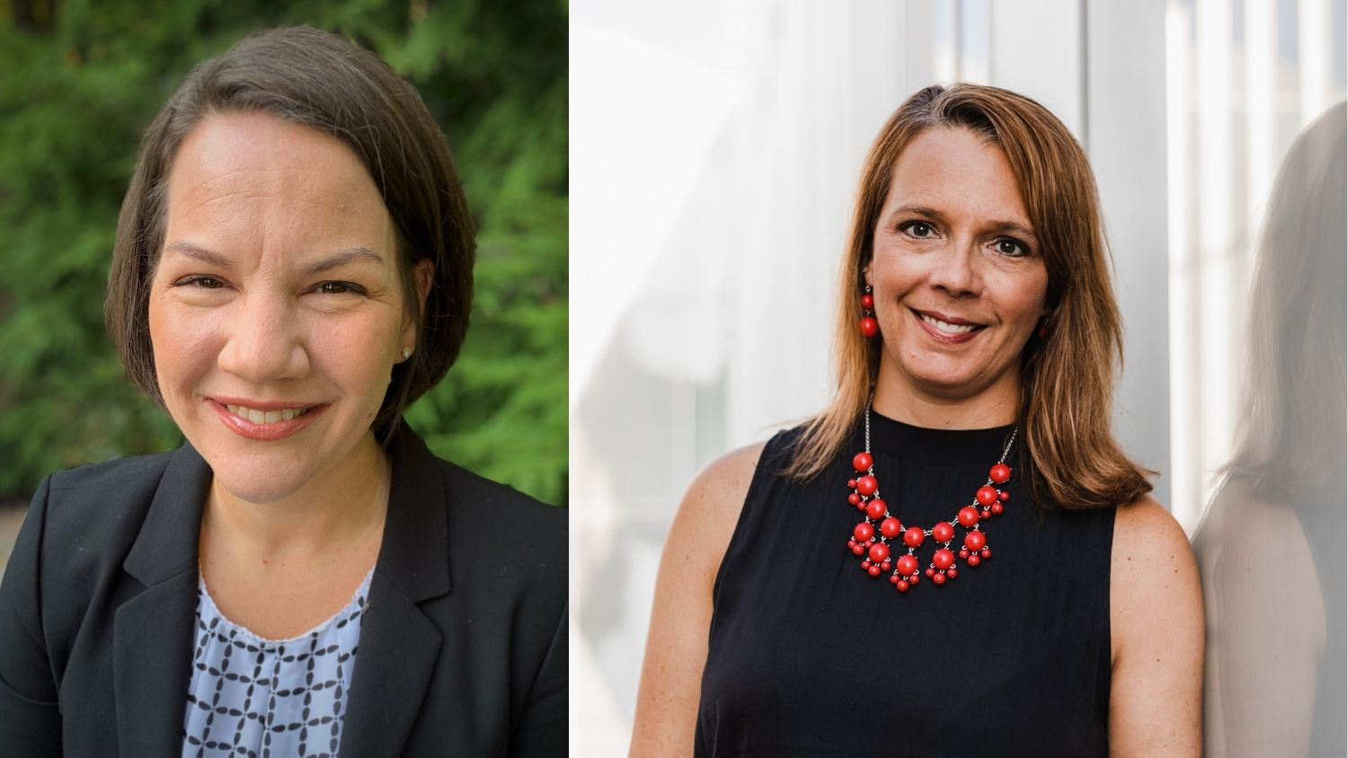 Jennifer Piercy and Cindy Hendren - NC State's Women Leaders in Pulp and Paper - College of Natural Resources News NC State University