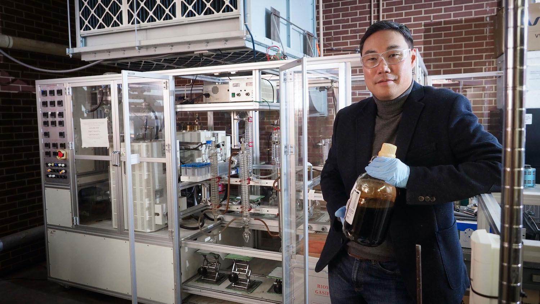 Professor Sunkyu Park