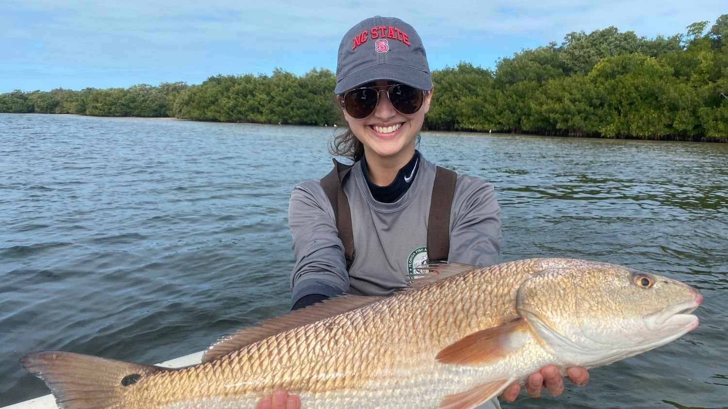 Doris Duke Scholar Sasha Pereira is Studying the Role of Spring-Fed Streams in Trout Reproduction, College of Natural Resources, Sasha Pereira, courtesy John Davis, feature