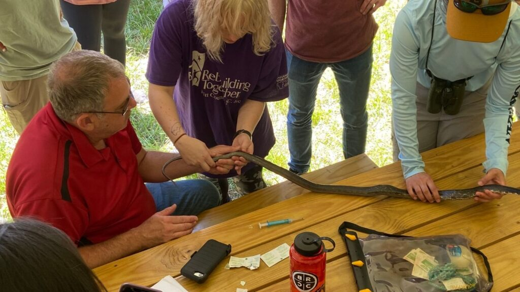 A Summer of Learning, College of Natural Resources, FWCB Summer Camp DePerno