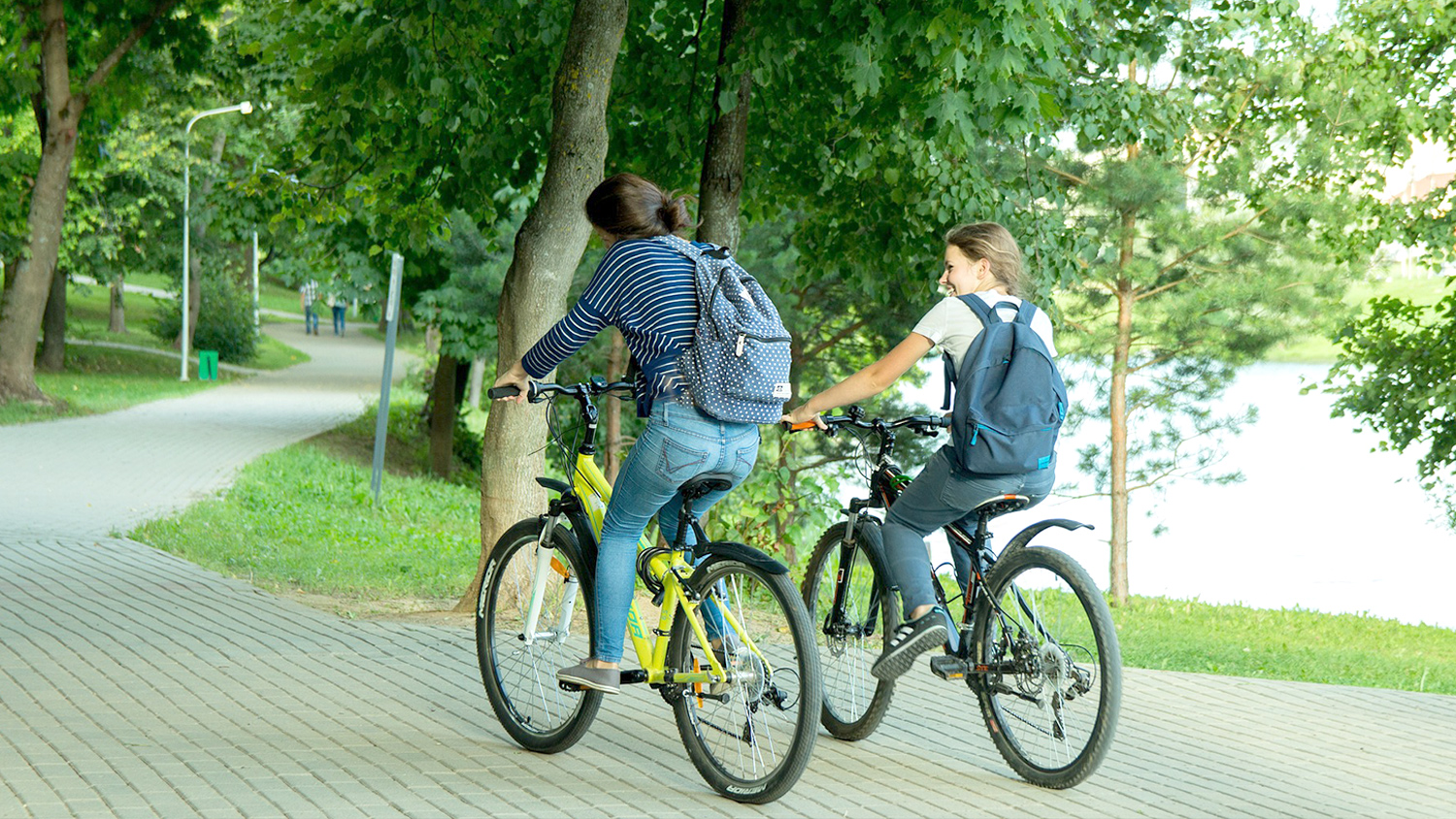 Bike Riding - Areas of Research - Parks Recreation and Tourism Management NC State
