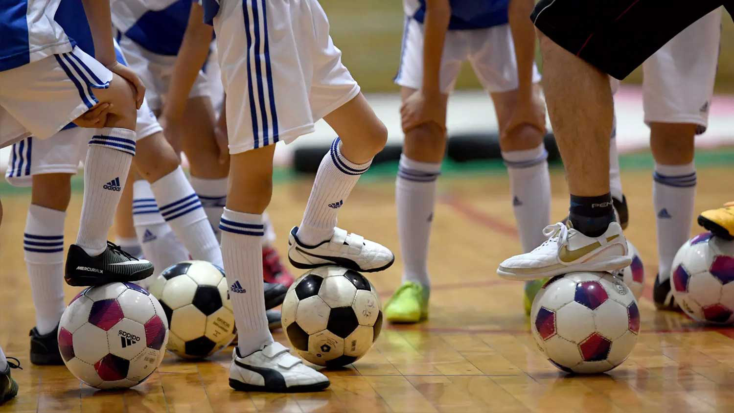 Soccer Sporting Event and Practice - Online and Continuing Education - Parks Recreation and Tourism Management NC State