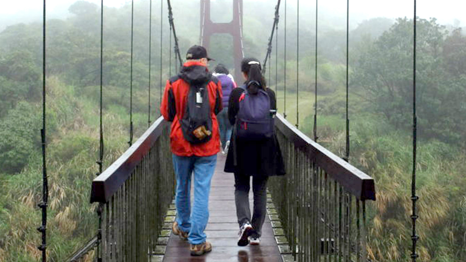 Hike on a Bridge - About - Parks Recreation and Tourism Management NC State