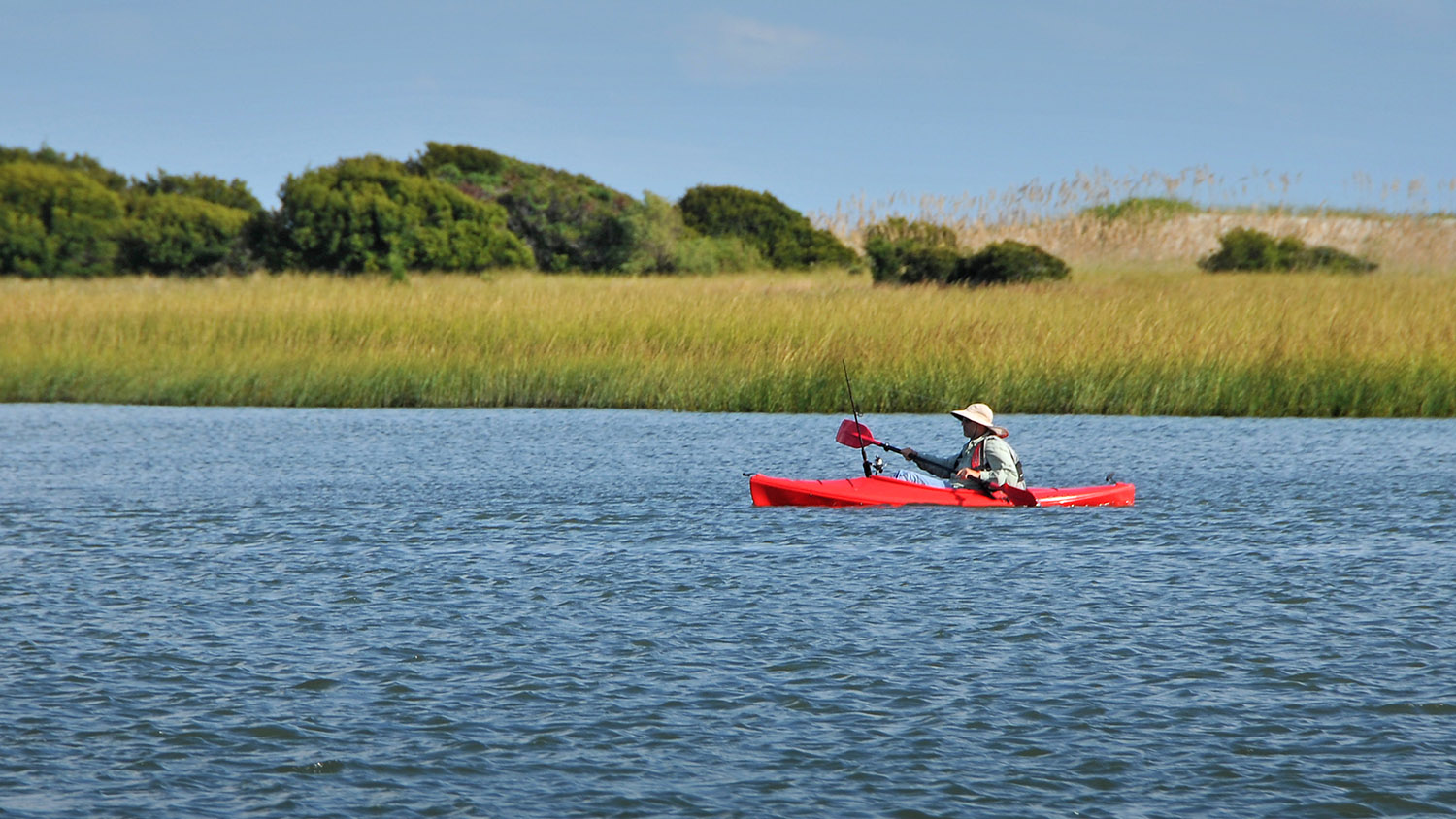 Kayak in North Carolina - People - Parks Recreation and Tourism Management NC State