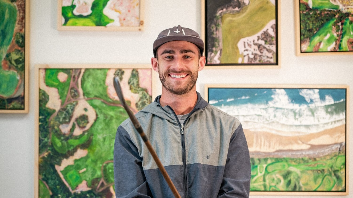 Luke Davis - Tee Time: A Conversation With a Golf Entrepreneur and Designer - Parks Recreation and Tourism Management NC State