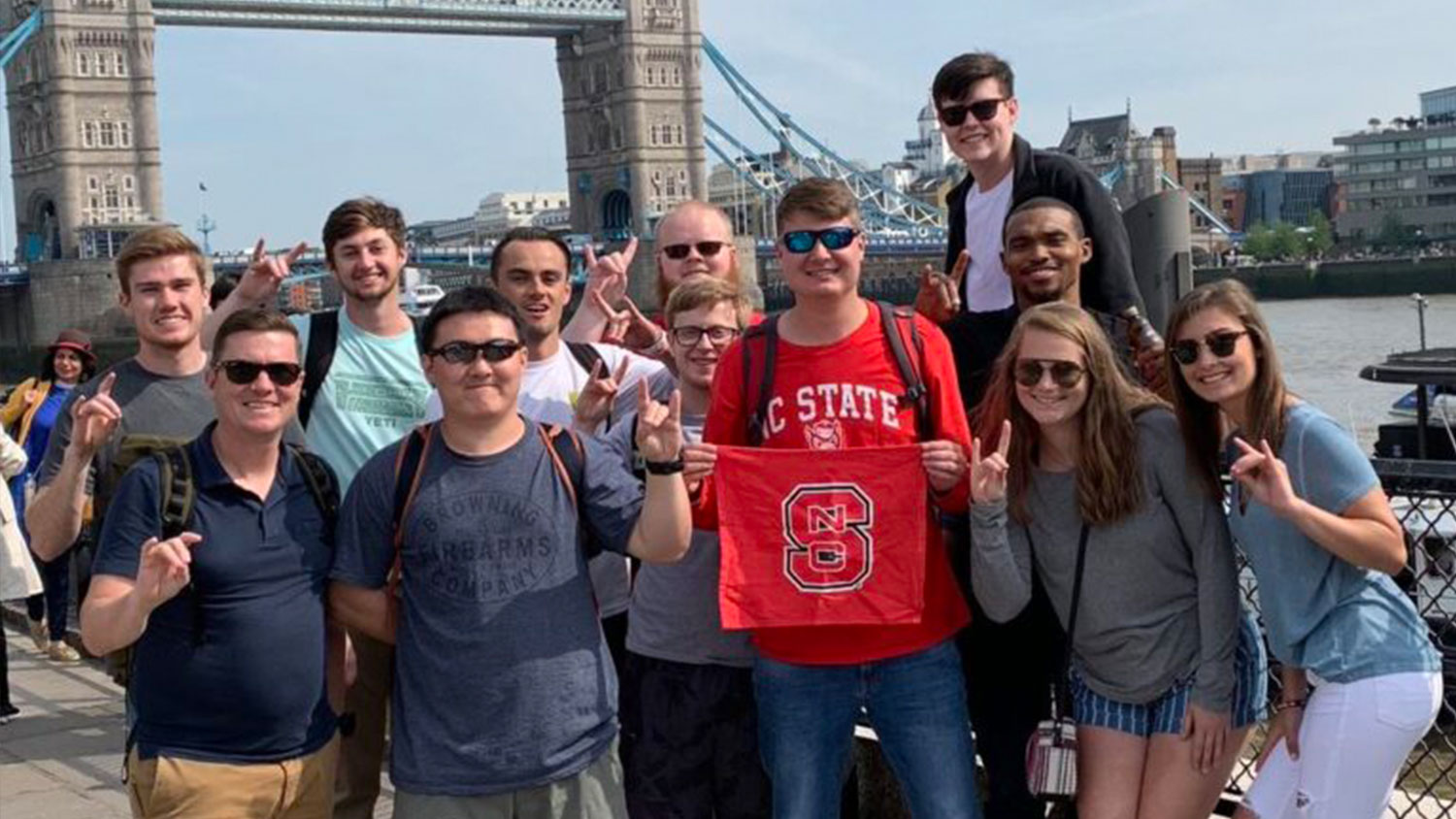 PRTM study abroad - Parks Recreation Tourism Management Department NC State